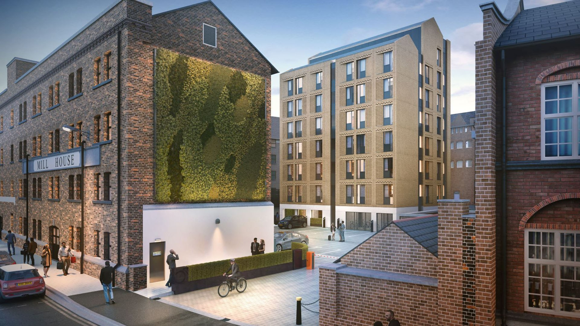 UK Property Investment Firm Unveils Plans for Zero Carbon Hotel
