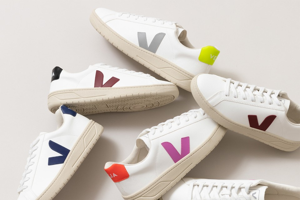 Amplia gama dominar Frente  Veja Unveils Urca, a New Vegan Sneaker Composed of Corn Leather